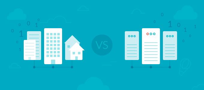 residential IPs vs Data Center IPs
