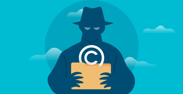Proxy networks against online copyright infringement