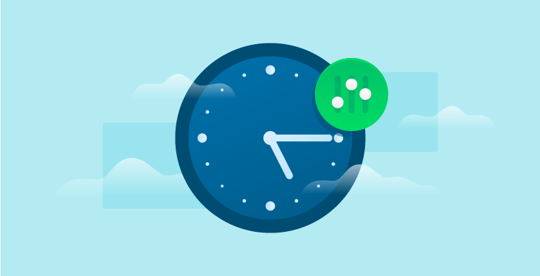 personalize your timezone in the Bright Data control panel