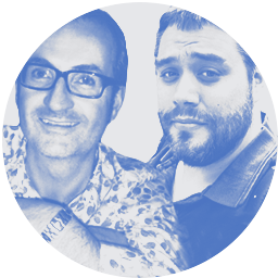 Portrait of Greg Urquhart and Jordan Dick for testimonials page about how they used Web Unlocker unblocker and Rotating Residential IPs for eFundementals